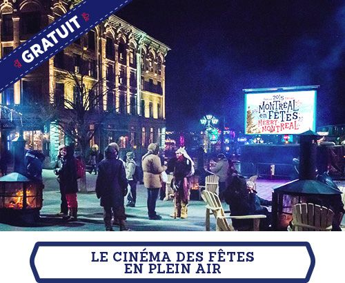 Activités Gratuites — Montréal en Fêtes / Merry Montreal 2015