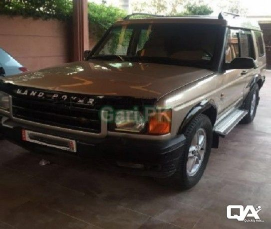 Https Www Quicklyads Pk Land Rover Discovery 2002 For Sale In