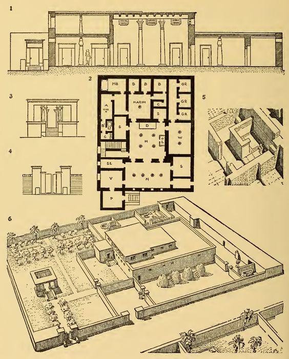 Jerusalem House Puzzle: Houses Of Tell El-Amarna