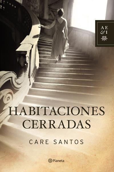 """EL LIBRO DEL DÍA:     """"Habitaciones cerradas"""", de Care Santos.    ¿Has leído este libro? ¿Nos ayudas con tu voto y comentario a que más personas se hagan una idea del mismo en nuestra web? Entra en el siguiente enlace y deja tu valoración: http://www.quelibroleo.com/habitaciones-cerradas ¡Muchas gracias! 24-2-2013"""