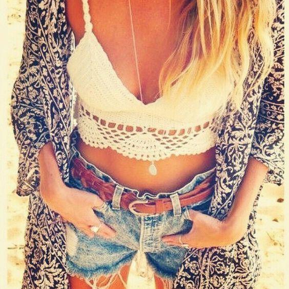 #estilo #crochê