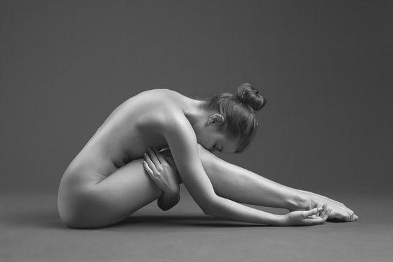 sculptural nude by Irina Darina on 500px