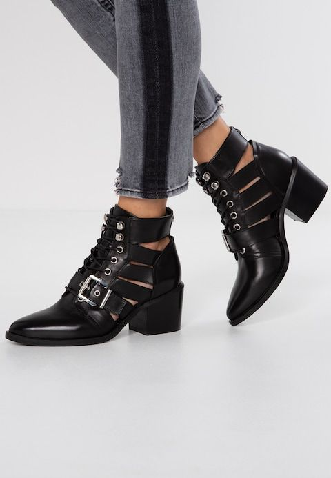 Ankle Black Emmy Boot Emmy Boot Emmy Emmy Black Ankle Ankle Black Boot eBCordx