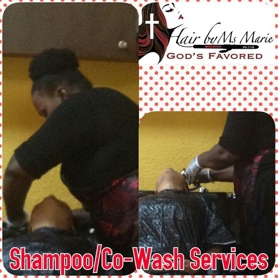Hair By Ms Marie God's Favored- Shampoo and Co-Wash techniques, please check my blog page for the steps -> http://goo.gl/VBprDn                  #HairByMsMarieGodsFavored