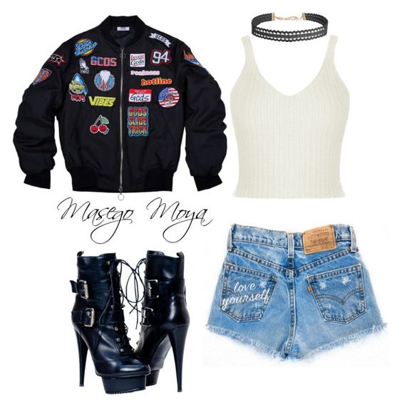 """Untitled #29"" by masego-moya on Polyvore featuring Humble Chic"