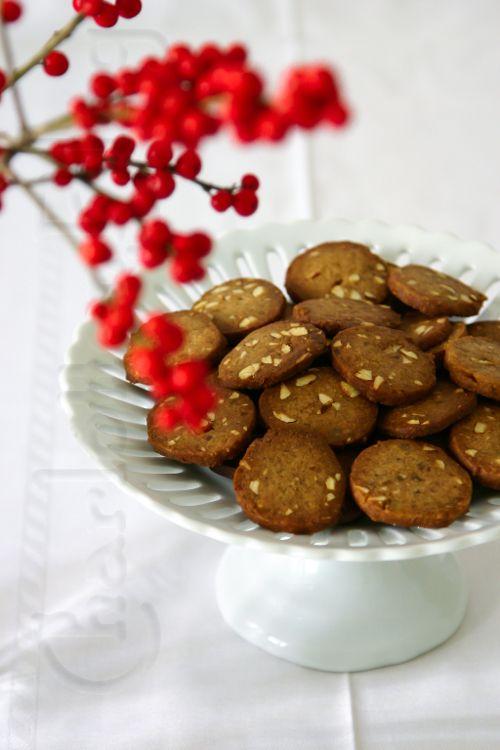 Brunkager (dänische braune Kekse)