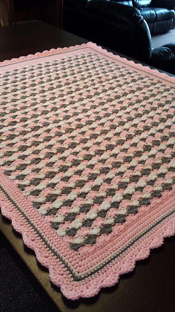 Shells Of Love Crochet Baby Blanket Pattern : Pinterest The world s catalog of ideas