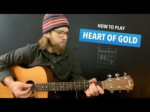 Heart Of Gold Guitar Lesson W Intro Tab Chords Neil Young Youtube Guitar Lessons Guitar Acoustic Guitar Chords