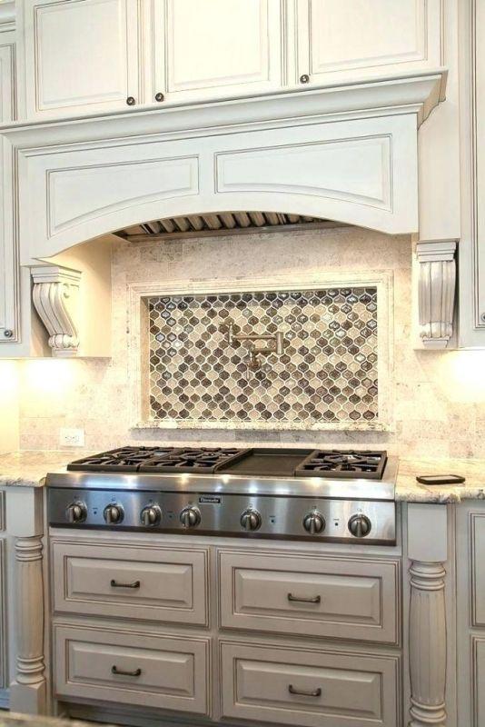 Kitchen Vent Hood Ideas Stone Backsplash Kitchen Kitchen