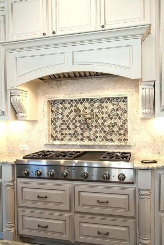 Kitchen Vent Hood Ideas | Kitchen remodel, Custom kitchens ...