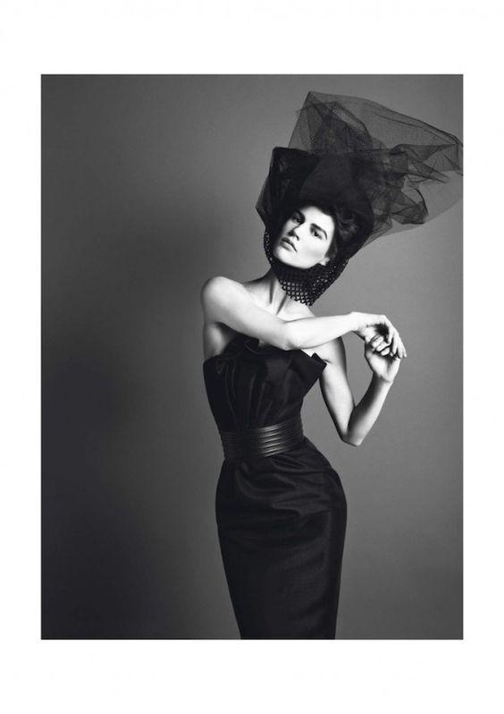 awesome Vogue Paris | Editorial Moda Março 2013 | Saskia de Brauw e Casey Legler por Ines & Vinoodh