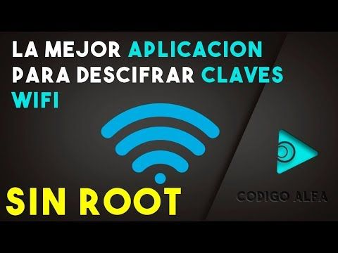 Descifrar Claves Wifi Android 2018 No Root Wpa Wpa2 Psk Guía Pro Youtube Claves Wifi Wifi Informática