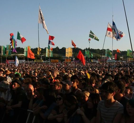 Glastonbury  www.dartmusicfestival.co.uk  #dartmouth
