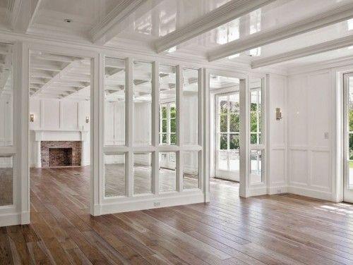 Interior window wall. OMG I loooooove this sooooo much!! | For the Home |  Pinterest | Window wall, Window and Interiors