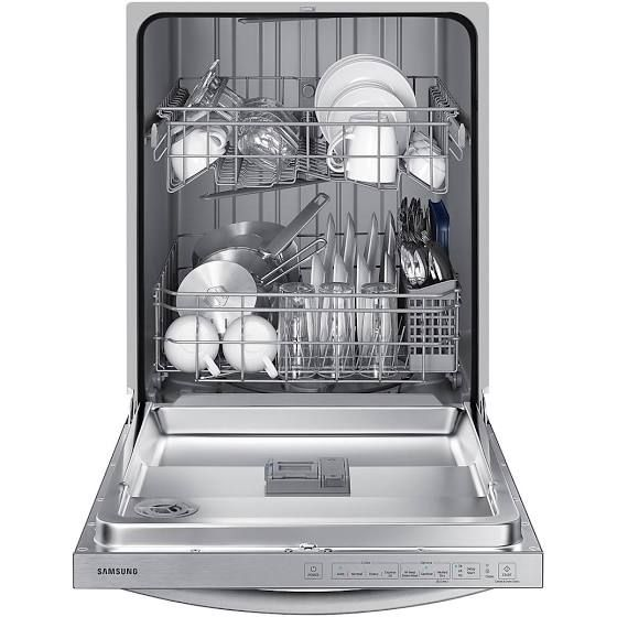 Samsung Dw80r2031us 23 7 Built In Dishwasher Stainless Steel Google Shopping Built In Dishwasher Top Control Dishwasher Samsung Stainless Steel
