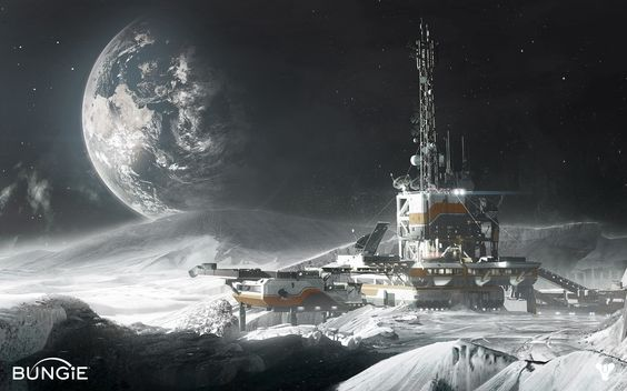 Moonbase - Destinypedia, the Destiny Wiki - Destiny, Bungie ...