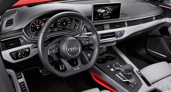 2017 Audi A5 Cabrio & Sportback Will Probably Look Something Like This