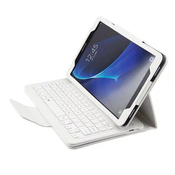 чехол с Bluetooth клавиатурой для планшета Samsung Galaxy Tab A 10.1