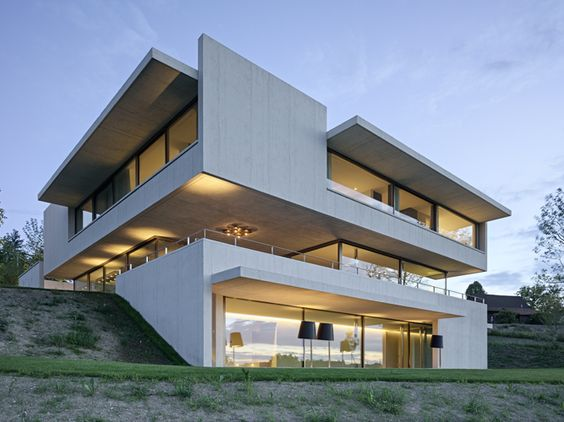 Wild Bär Heule Architekten Ag | Haus | Pinterest | Wilde