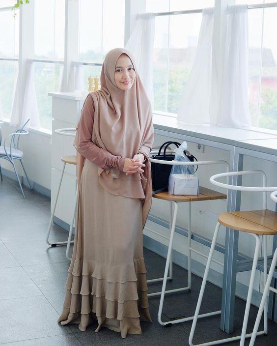 Model Baju Syari Terbaru 2020