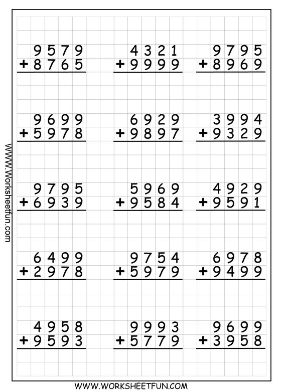 math worksheet : addition with regrouping  9 worksheets  printable worksheets  : Subtracting 9 And 11 Worksheets