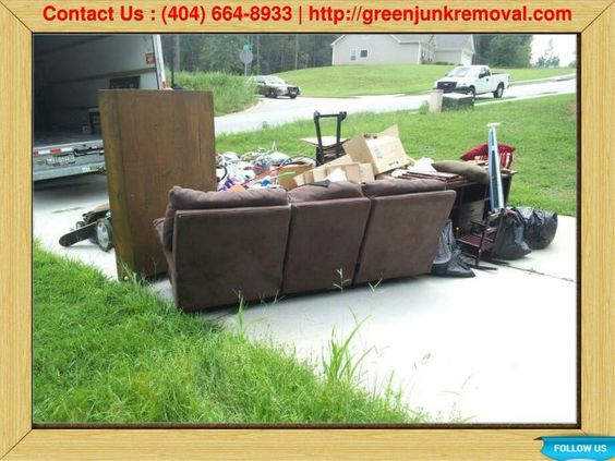 Are you looking for commercial junk removal service GA Area? Green Junk Removal…