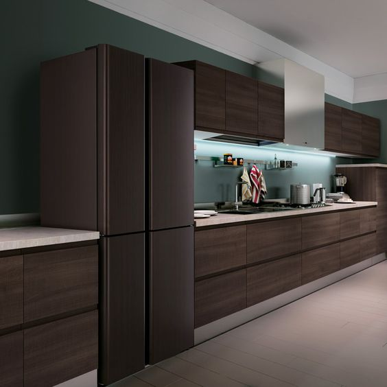 おいしい生活をつくる、「アクア」の薄型インテリア冷蔵庫|エル・オンライン