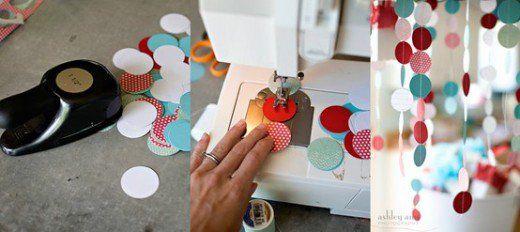 Party Décor on a Budget: 12 Beautiful DIY Paper Decorations | FeltMagnet