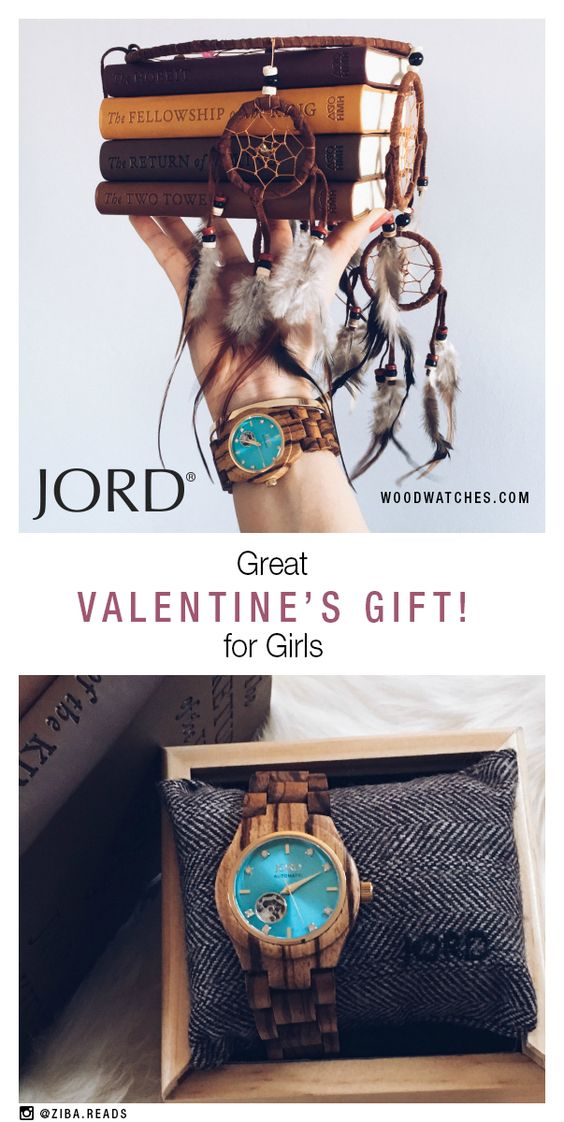 Time with the one you love is always well spent.  Give them a gift to remember, a natural wood watch from JORD!  Wood represents strength and endurance making it the perfect gift to celebrate your time together. Shipping worldwide!