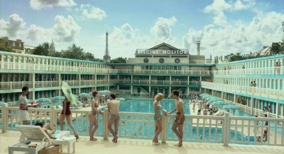 Reviving the Abandoned 'Life of Pi' Art Deco Pool in Paris