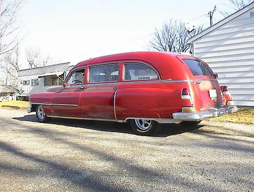 1955 National Chevrolet Hearse Hearses Pinterest Chevrolet