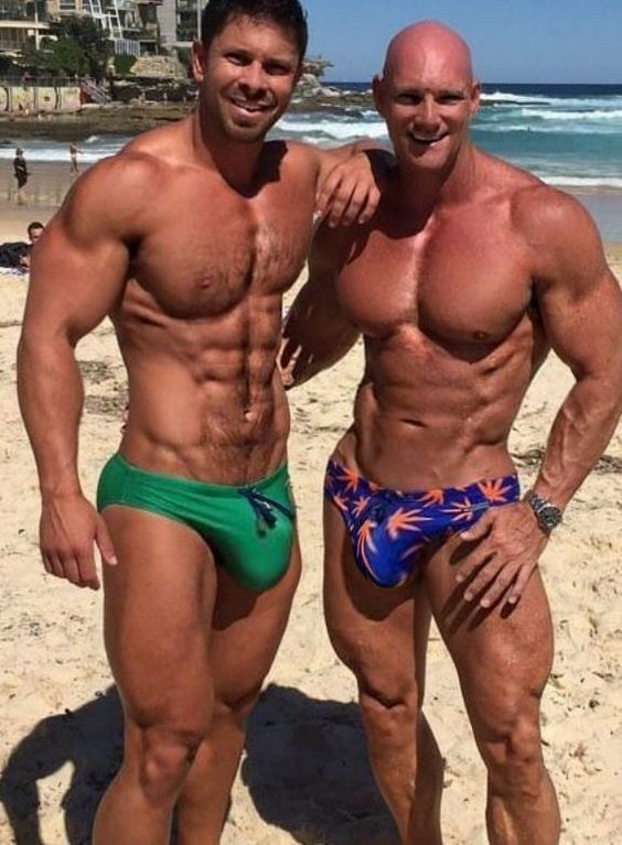 Pin On Musclebrothers