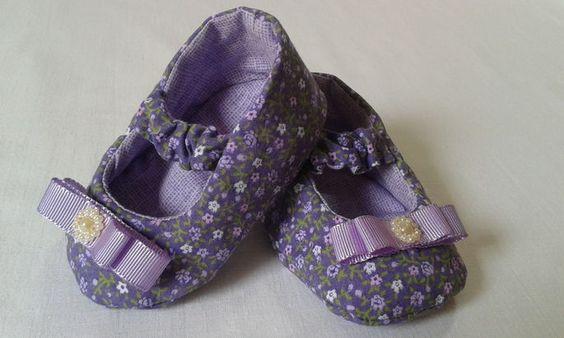 MODELO CHARME Floral lilás- P