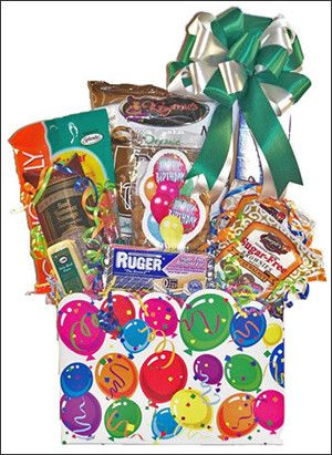 Sugar Free Birthday Gift Box