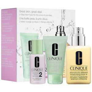 Great Skin Great Deal Set For Dry Combination Skin Combination Oily Skin Skin Care Oily Skin