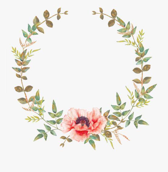 17 Flower Crown Png Vector