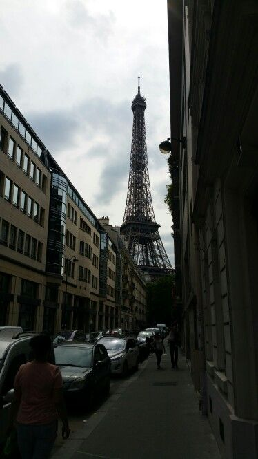 Paris, eifel tower