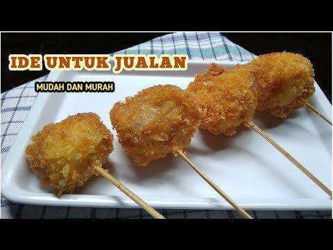 Jajanan Unik Cocok Untuk Jualan Youtube Ide Makanan Masakan Simpel Makanan
