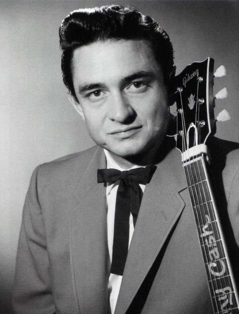 Johnny Cash 1932-2003 (Age 71) Died from  complications from diabetes
