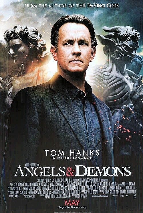 Pin By Mallory Geiger On Movie Posters Angels And Demons Movie Angels And Demons Movie Posters