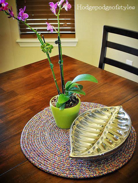 Veja como fazer objetos úteis para a casa a partir de cordas. É isso mesmo, fica diferente e é super fácil de fazer.