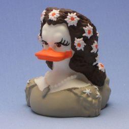 Quietscheente Sissi auf Duckshop.de kaufen