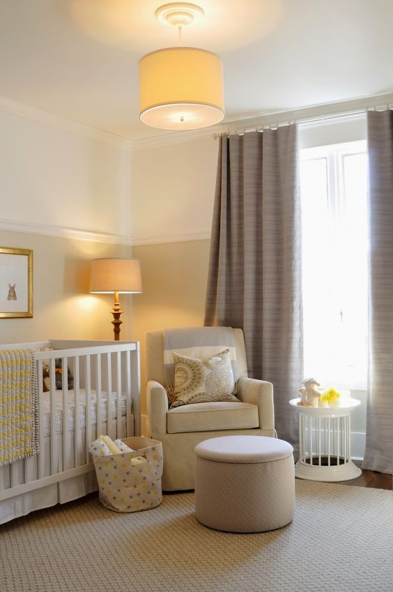 20 Extremely Lovely Neutral Nursery Room Decor Ideas That You Will Love To See