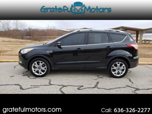 14 Ford Escape Titanium Awd Suv Under 12k In Fenton Mo 63026 Black Cheap Cars For Sale Suv Prices Cheap Used Cars