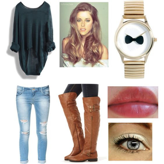 """""""casual"""" by melonberrypop on Polyvore"""