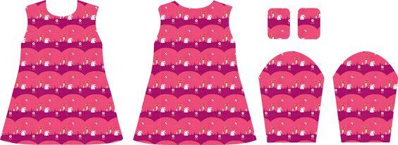 Erkunde Kleid Freebook, Freebook Kleid Mädchen und noch mehr!