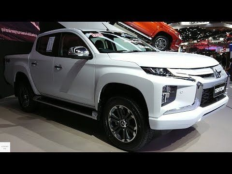2020 Mitsubishi L200 Triton 2 4 Di D 4x4 4 Door A T In Depth Walkaround Exterior Interior Youtube Compact Pickup Trucks Pickup Trucks 4x4