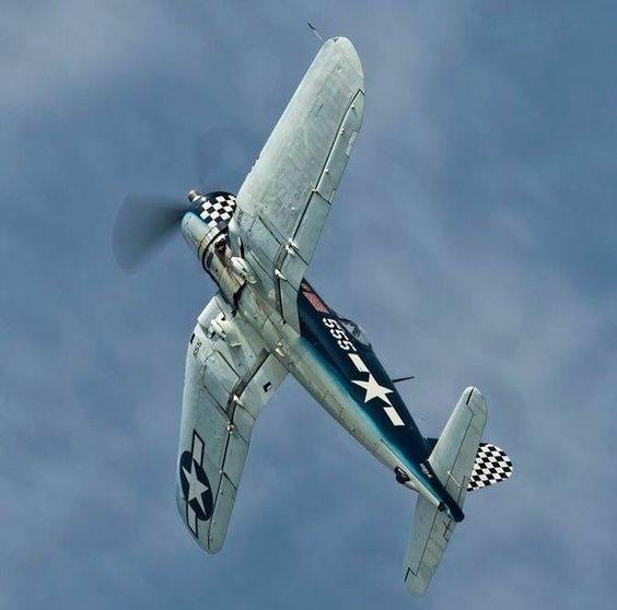 """Vought Corsair FG-1DN """"Sky Boss"""" ~ BFD"""