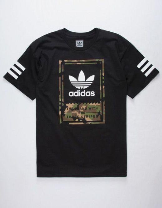 vneck shirts in 2021   Mens tshirts, Addidas shirts, Adidas camo