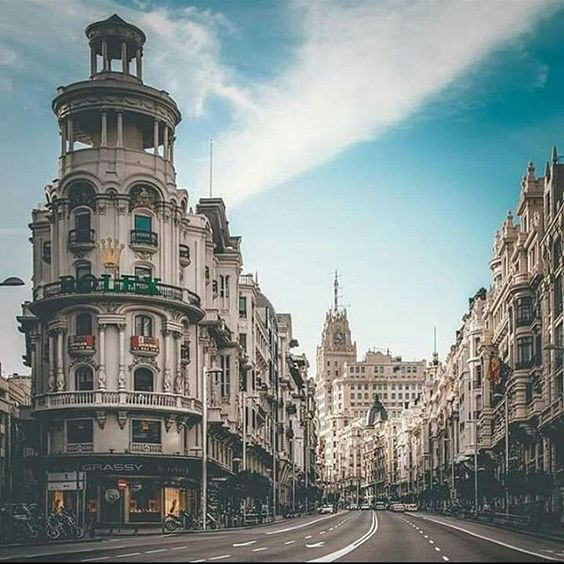 MADRID, SPAIN. #Madrid #Spain #cities_of_world: